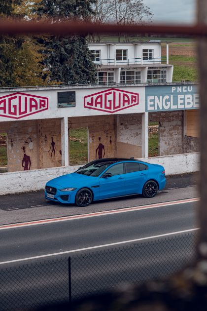 2020 Jaguar XE Reims Edition 62