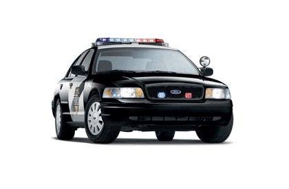 2008 Ford Crown Victoria Flexible Fuel Police Vehicle 1