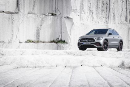 2020 Mercedes-Benz GLA 13