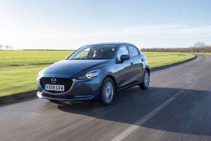 2020 Mazda 2 - UK version 2