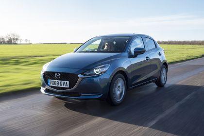 2020 Mazda 2 - UK version 3