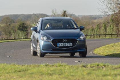 2020 Mazda 2 - UK version 10