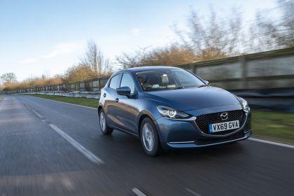 2020 Mazda 2 - UK version 12