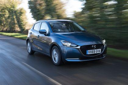 2020 Mazda 2 - UK version 13