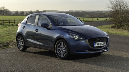 2020 Mazda 2 - UK version 2