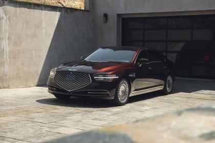 2020 Genesis G90 18