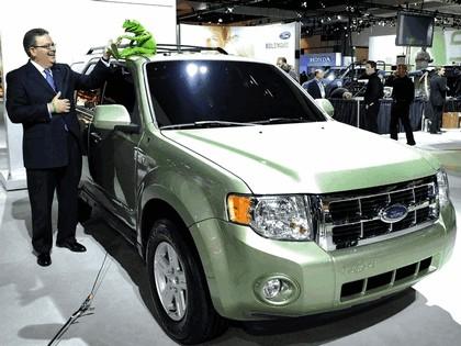 2008 Ford Escape Hybrid 8
