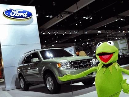 2008 Ford Escape Hybrid 10