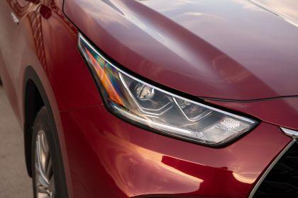 2020 Toyota Highlander Platinum Hybrid AWD 5