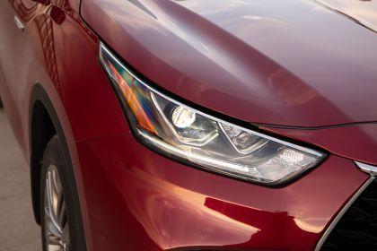 2020 Toyota Highlander Platinum Hybrid AWD 6