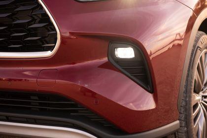 2020 Toyota Highlander Platinum Hybrid AWD 7
