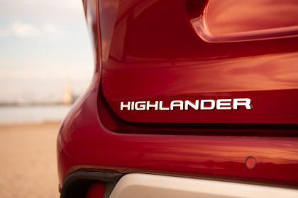 2020 Toyota Highlander Platinum Hybrid AWD 15
