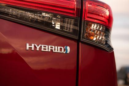 2020 Toyota Highlander Platinum Hybrid AWD 17