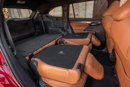 2020 Toyota Highlander Platinum Hybrid AWD 38