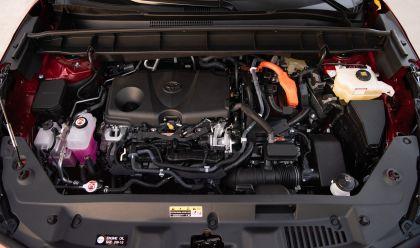 2020 Toyota Highlander Platinum Hybrid AWD 41