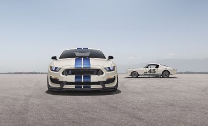 2020 Ford Mustang Shelby GT350 with Heritage Edition Package 5