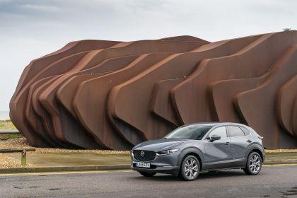 2020 Mazda CX-30 - UK version 3