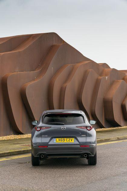 2020 Mazda CX-30 - UK version 7
