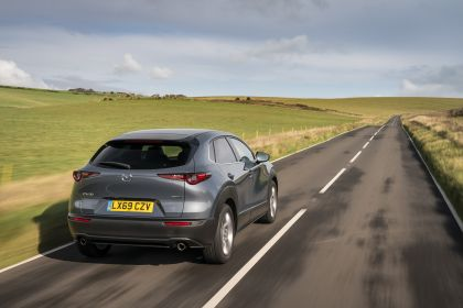 2020 Mazda CX-30 - UK version 44