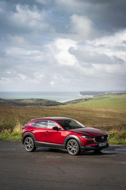 2020 Mazda CX-30 - UK version 101