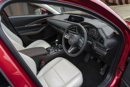 2020 Mazda CX-30 - UK version 147