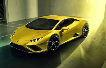 2021 Lamborghini Huracán EVO RWD 8