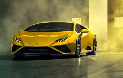 2021 Lamborghini Huracán EVO RWD 9