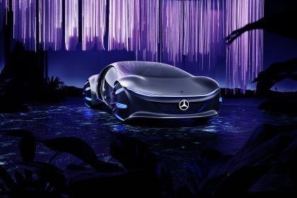 2020 Mercedes-Benz Vision AVTR 1