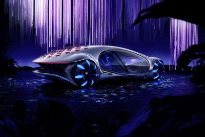 2020 Mercedes-Benz Vision AVTR 2