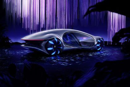 2020 Mercedes-Benz Vision AVTR 3