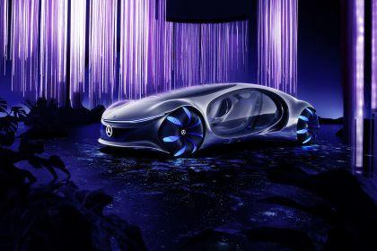 2020 Mercedes-Benz Vision AVTR 4