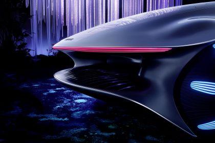 2020 Mercedes-Benz Vision AVTR 7