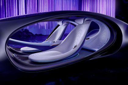 2020 Mercedes-Benz Vision AVTR 9