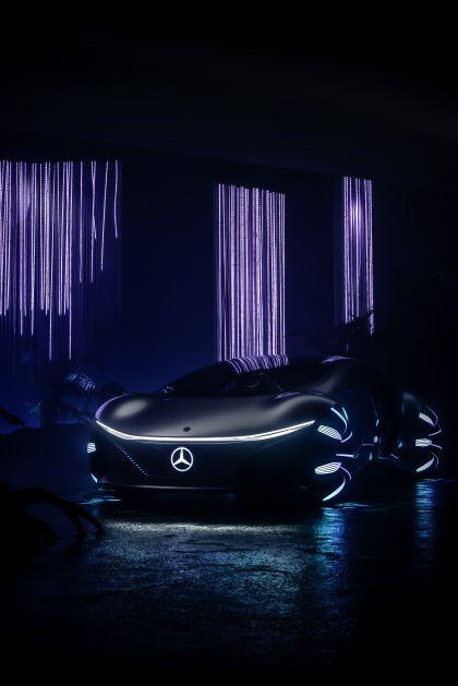 2020 Mercedes-Benz Vision AVTR 12