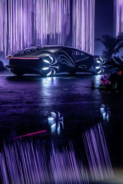 2020 Mercedes-Benz Vision AVTR 19