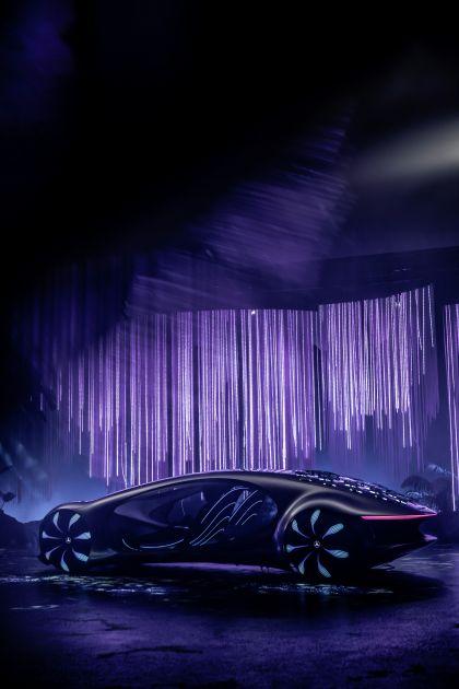 2020 Mercedes-Benz Vision AVTR 22