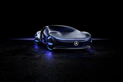 2020 Mercedes-Benz Vision AVTR 34