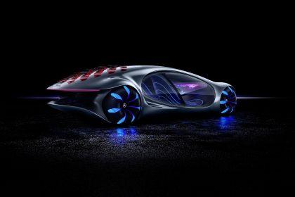 2020 Mercedes-Benz Vision AVTR 35