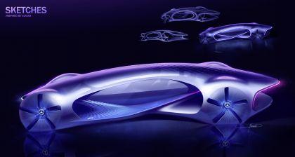 2020 Mercedes-Benz Vision AVTR 44
