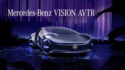 2020 Mercedes-Benz Vision AVTR 45