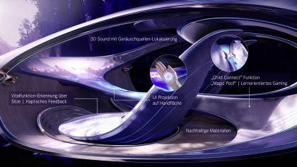 2020 Mercedes-Benz Vision AVTR 50