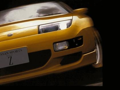 1991 Nissan 300zx 4