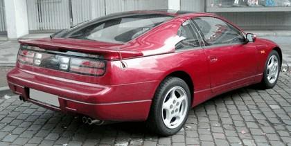 1991 Nissan 300zx 15