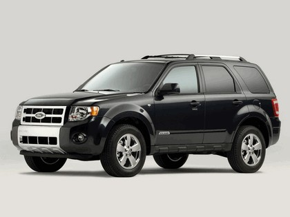 2008 Ford Escape Limited 4WD 3