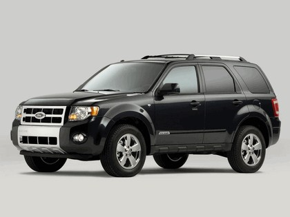 2008 Ford Escape Limited 4WD 4