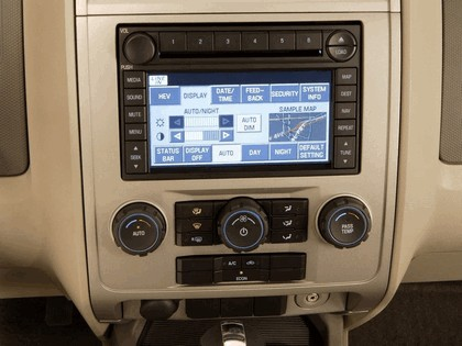 2008 Ford Escape Limited 4WD 16