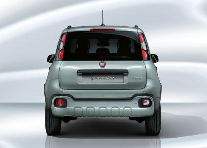 2020 Fiat Panda Hybrid Launch Edition 4