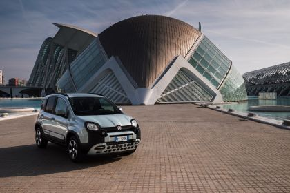 2020 Fiat Panda Hybrid Launch Edition 14