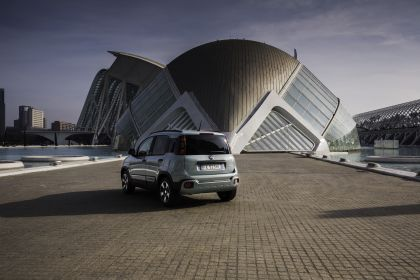 2020 Fiat Panda Hybrid Launch Edition 15