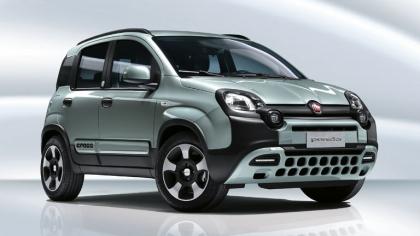 2020 Fiat Panda Hybrid Launch Edition 8